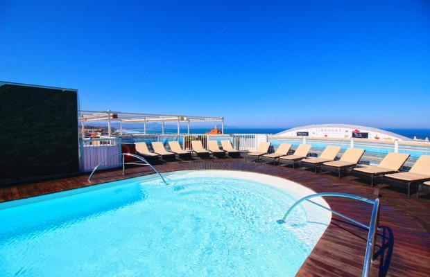 фото отеля Radisson Blu Hotel Biarritz (ex. Royal Crown Plaza) изображение №1