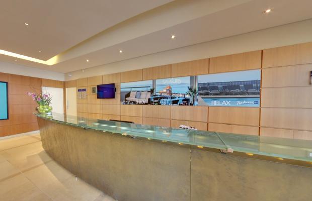 фото Radisson Blu Hotel Biarritz (ex. Royal Crown Plaza) изображение №2
