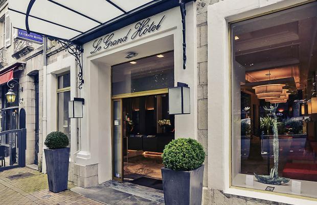 фото отеля Mercure Bayonne Centre Le Grand Hotel (ex. Best Western Le Grand)  изображение №1