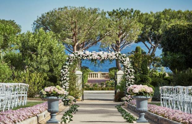 фото отеля The Grand Hotel du Cap Ferrat, A Four Seasons Hotel изображение №9