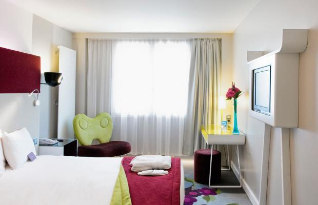 фотографии отеля Mercure Paris Bercy Bibliotheque (ex. Mercure Paris Austerlitz Bibliotheque) изображение №23