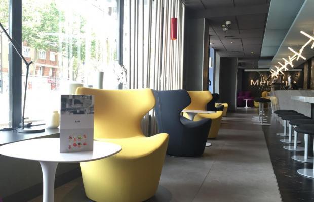 фотографии отеля Mercure Paris Alesia (ex. Quality Hotel Paris Orleans) изображение №3