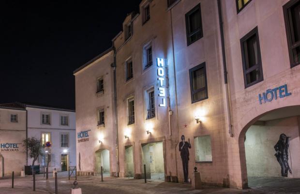 фотографии отеля Saint Nicolas Hotel изображение №23