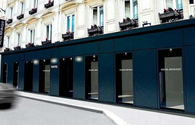 фото отеля 9Hotel Republique (ex. Pavillon Republique Les Halles) изображение №1