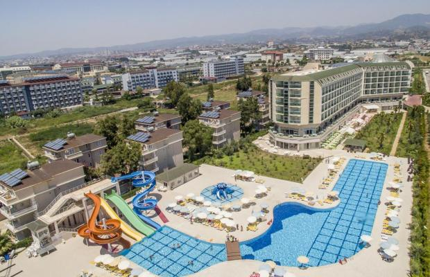 фото отеля Hedef Beach Resort & Spa изображение №1