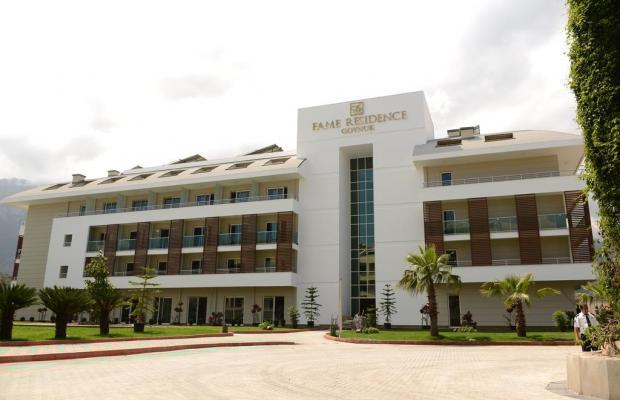 фотографии отеля Fame Residence Goynuk изображение №19