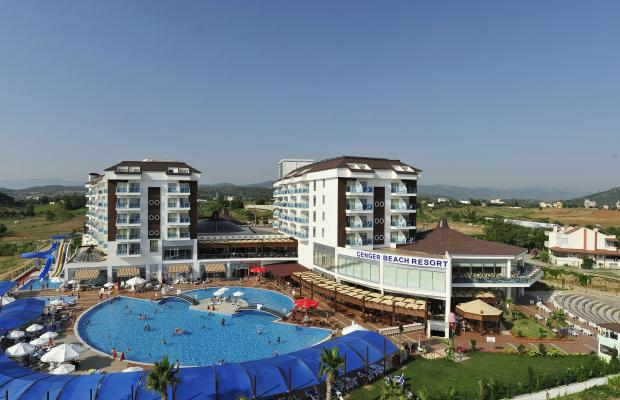 фото отеля Cenger Beach Resort изображение №1