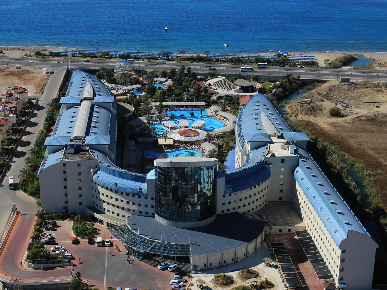 Crystal Admiral Resort Suites & SPA 5*