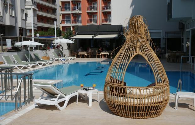 фото отеля Kleopatra Tuna Apart Hotel изображение №1