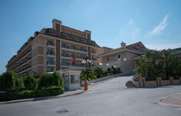 фотографии Crystal Family Resort & SPA изображение №16