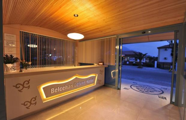 фото Belcehan Deluxe Hotel изображение №10