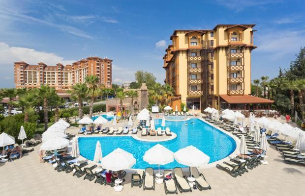 фотографии отеля Hotel Villa Side изображение №27