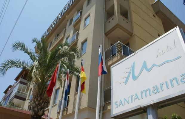 фотографии отеля Antalya Hotel Santamarina изображение №3