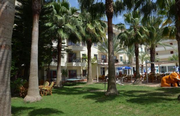 фотографии отеля Cinar Family Suite Hotel (ex. Cinar Garden Apart) изображение №19