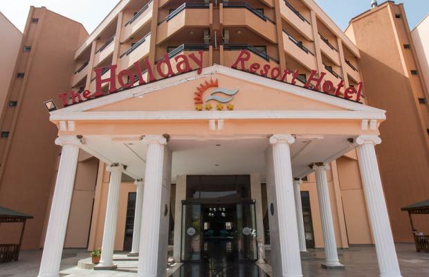фотографии отеля Holiday Resort изображение №15