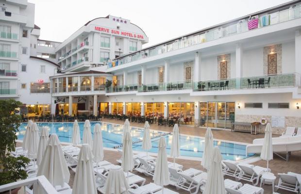 фотографии отеля Merve Sun Hotel Spa изображение №19