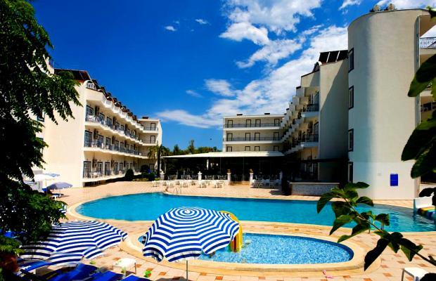 фото отеля Ares Blue Hotel (ex. Larissa Blue Hotel) изображение №1
