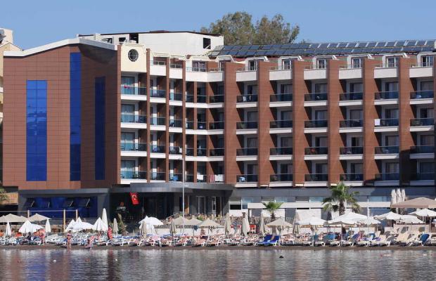 фото Mehtap Beach Hotel Marmaris (ex. Mehtap) изображение №6