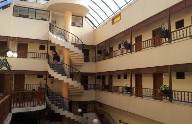 фотографии отеля Ozcan Beach Hotel изображение №3