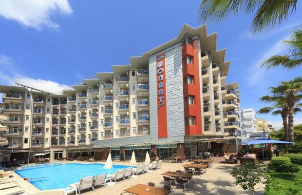 фотографии отеля Monart City (ex. My Aytap) изображение №15