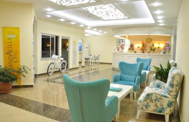 фотографии отеля Grand Atilla изображение №27
