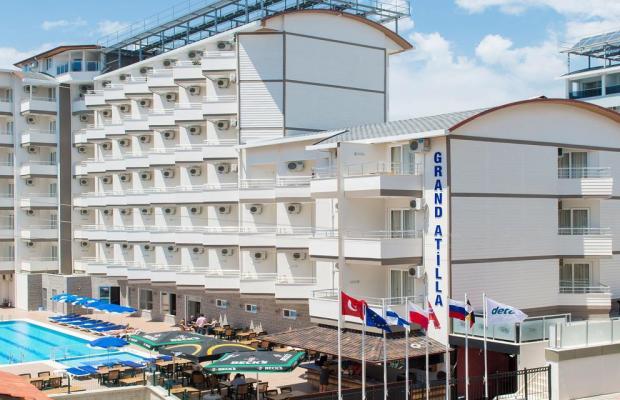фотографии отеля Grand Atilla изображение №23