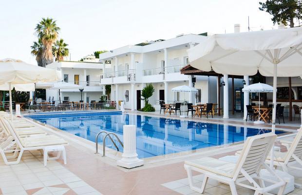 фото отеля Costa Bodrum Maya Hotel (ex. Club Hedi Maya) изображение №1
