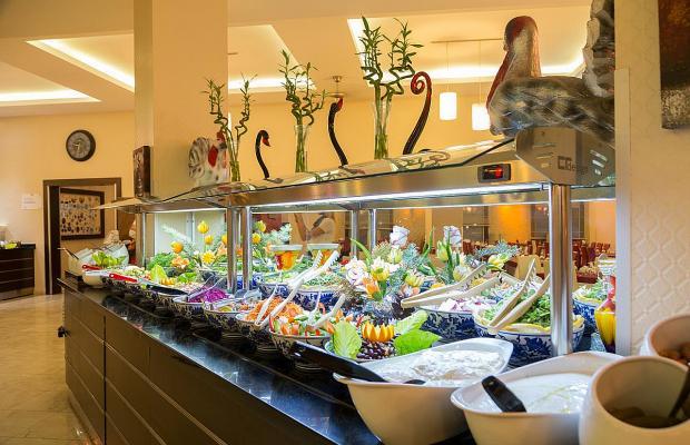 фотографии отеля Orucoglu Thermal Resort изображение №35