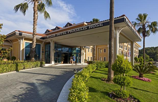 фото Club Hotel Phaselis Rose (ex. Phaselis Rose Hotel) изображение №66