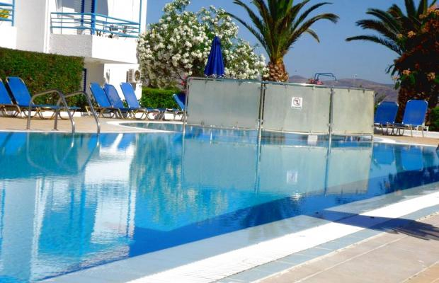 фото отеля Miros Apartment Hotel изображение №21