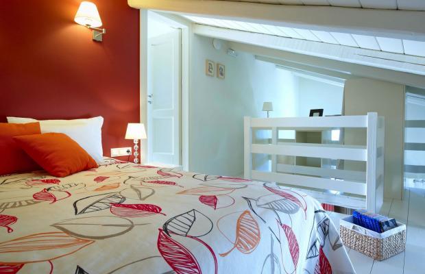 фотографии отеля Eliathos Residence Houses изображение №67