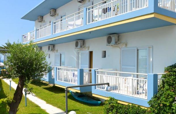 фотографии отеля Possidona Beach изображение №23