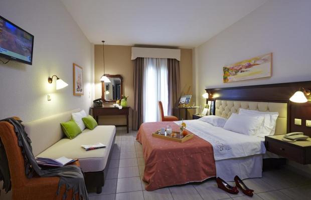 фотографии отеля Sokratis Hotel изображение №11