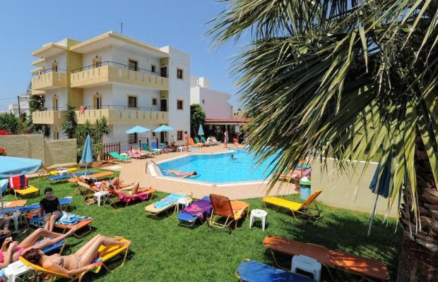 фотографии отеля Stelios Apartments изображение №11