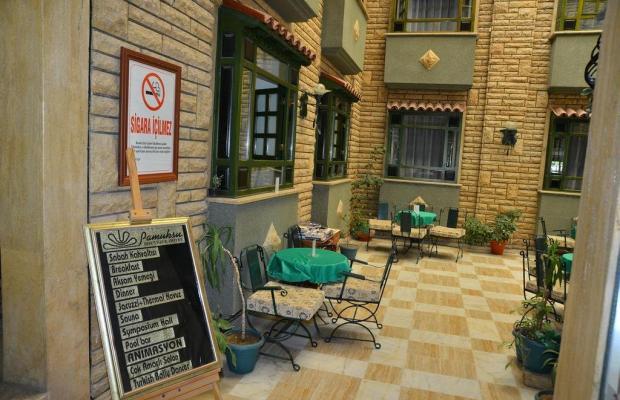 фотографии отеля Pamuksu Boutique Hotel изображение №3