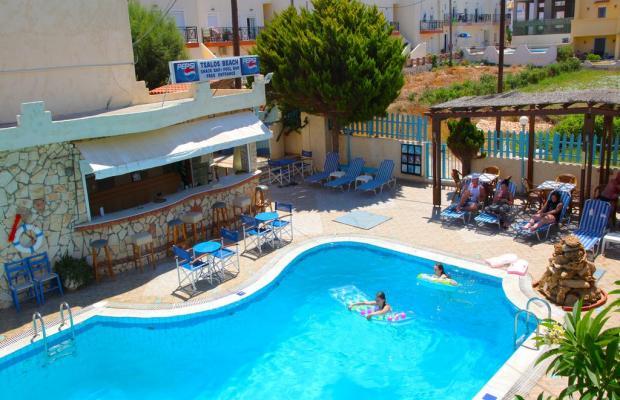 фотографии отеля Tsalos Beach изображение №7