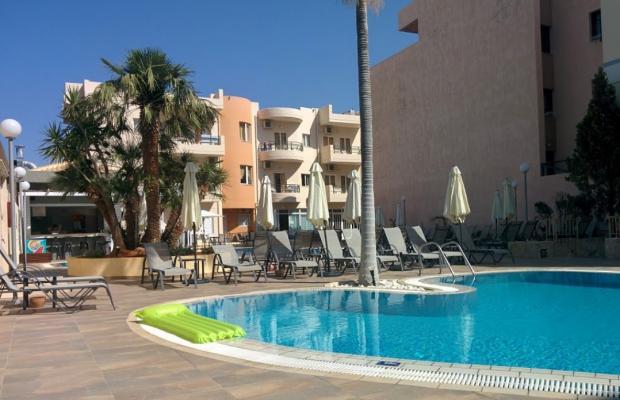 фотографии отеля Michalis Apartments изображение №3