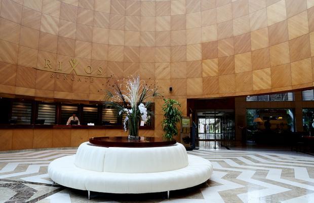 фотографии отеля Rixos Sungate (ex. Sungate Port Royal Resort) изображение №3
