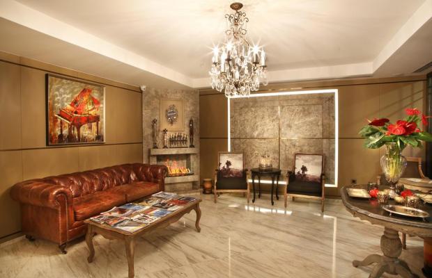 фотографии отеля Berjer Boutique Hotel & Spa изображение №3