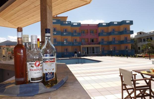 фотографии отеля Evalia Apts изображение №11