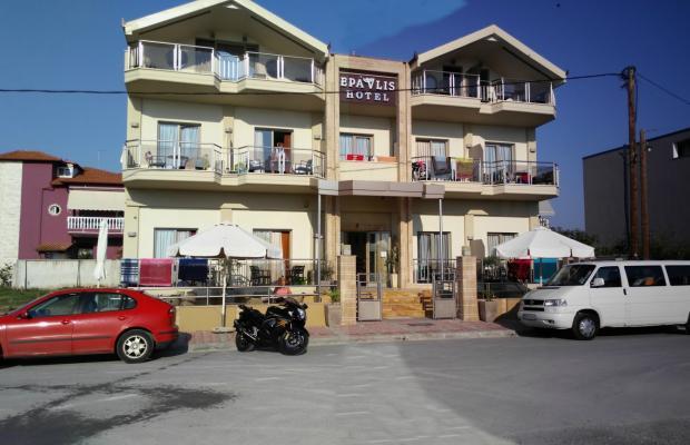 фото Epavlis Hotel изображение №2