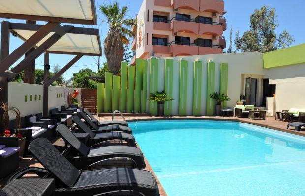 фотографии отеля Heleni Beach изображение №3