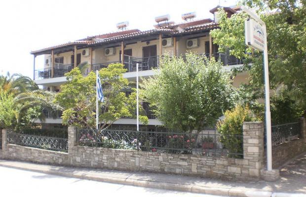 фотографии отеля Alkionis Studios изображение №3