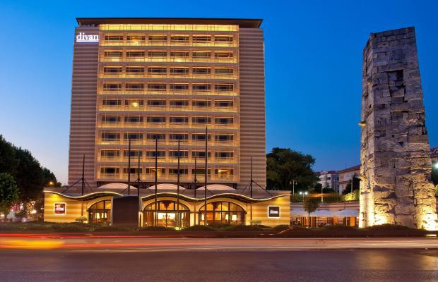 фото отеля Divan Istanbul изображение №1
