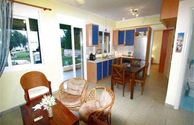 фотографии отеля Beachfront Barbati Villa 1 изображение №19