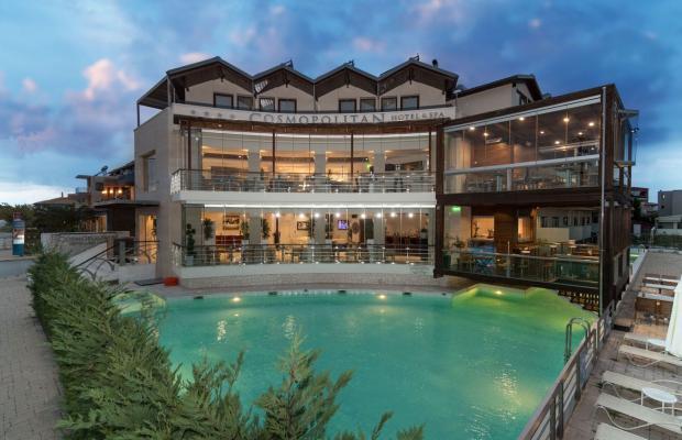 фото отеля Cosmopolitan Hotel & Spa изображение №1