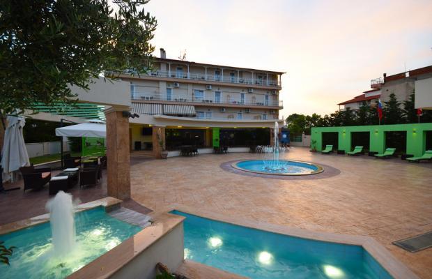 фотографии отеля Dias Hotel изображение №11