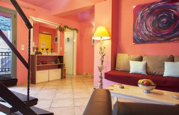 фотографии отеля Villa Kirki изображение №3