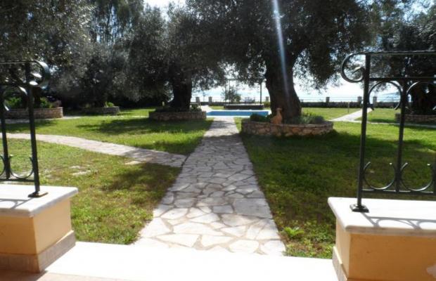 фотографии Beachfront Barbati Villa 2 изображение №28