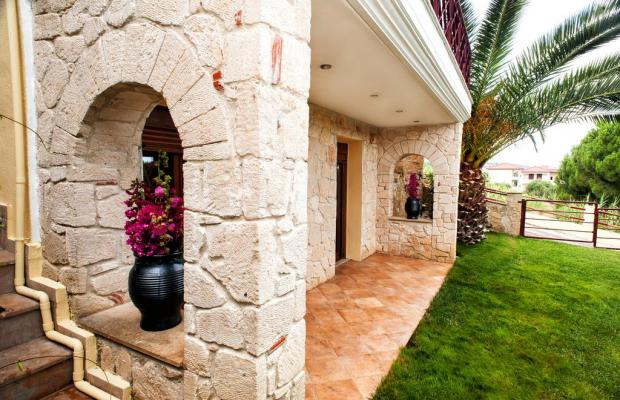 фотографии отеля Pefkochori Villas изображение №11